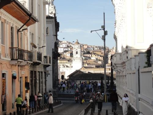 calle ecuador